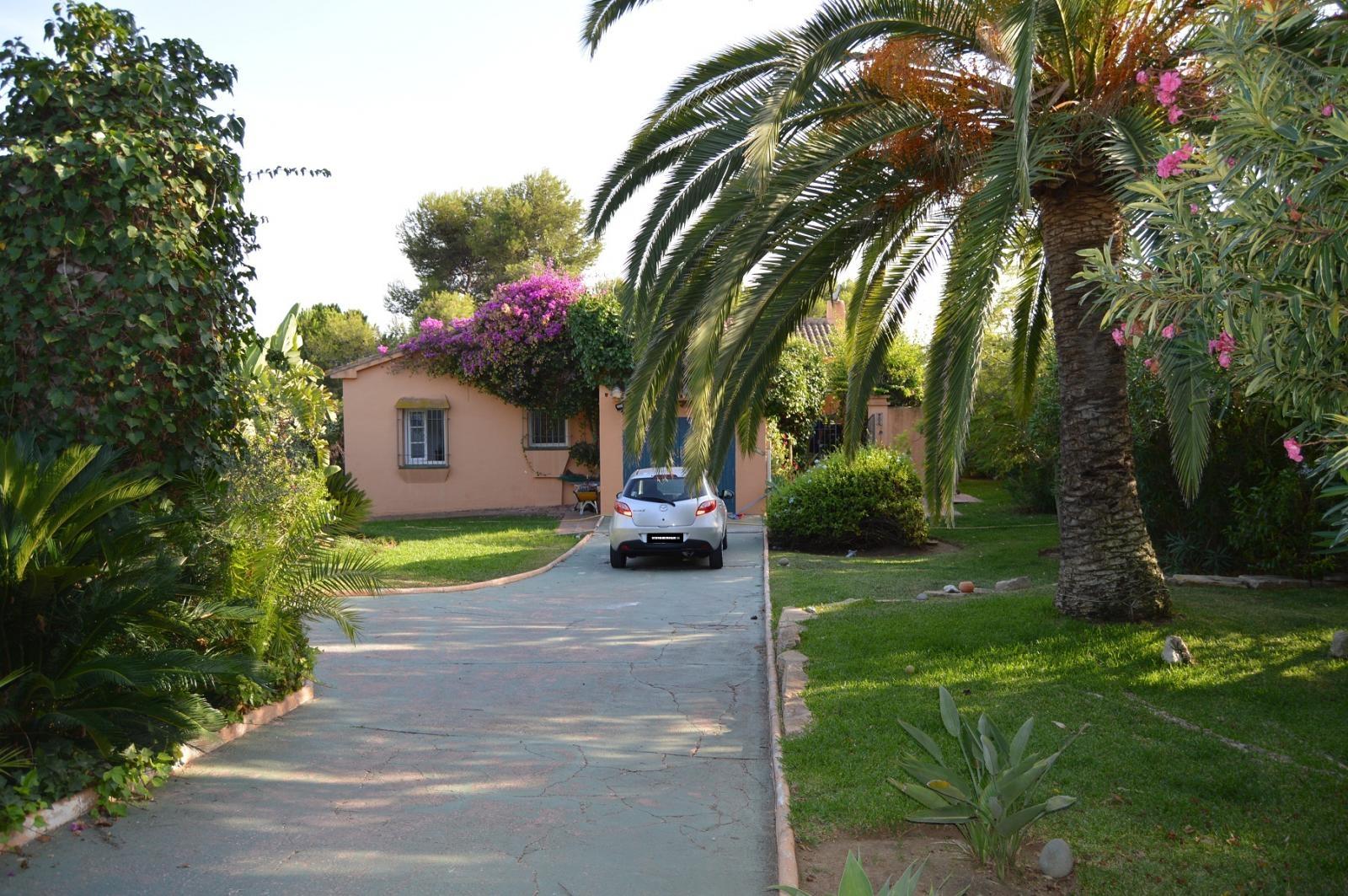 Villa en alquiler en Mijas Costa