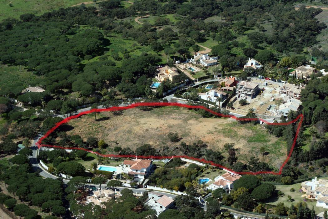 Solar en venta en Hacienda Las Chapas (Marbella), 3.900.000 €
