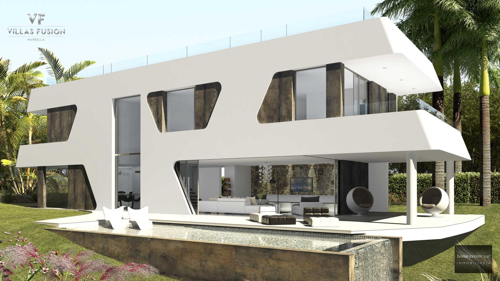 Luxuriöse Villa zum verkauf in El Campanario (Estepona), 995.000 €