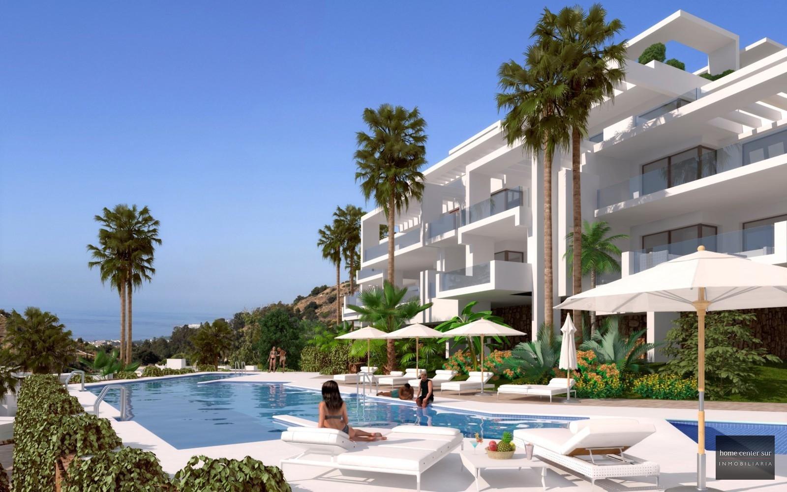 Apartamento venta a estrenar en Elviria Alta (Marbella), 390.000 €