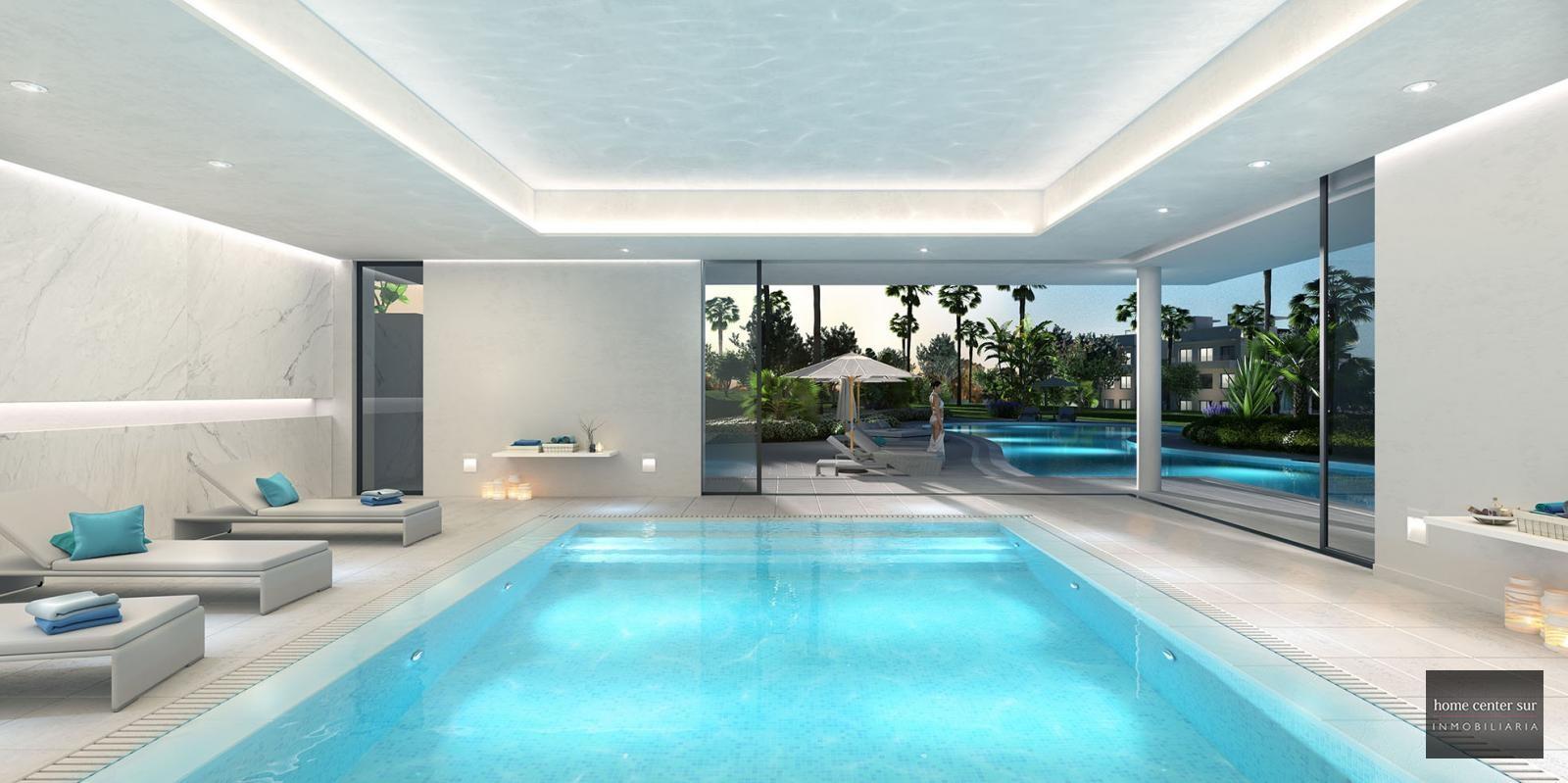 Apartamento venta a estrenar en Diseminado el Barronal (Benahavís), 585.000 €