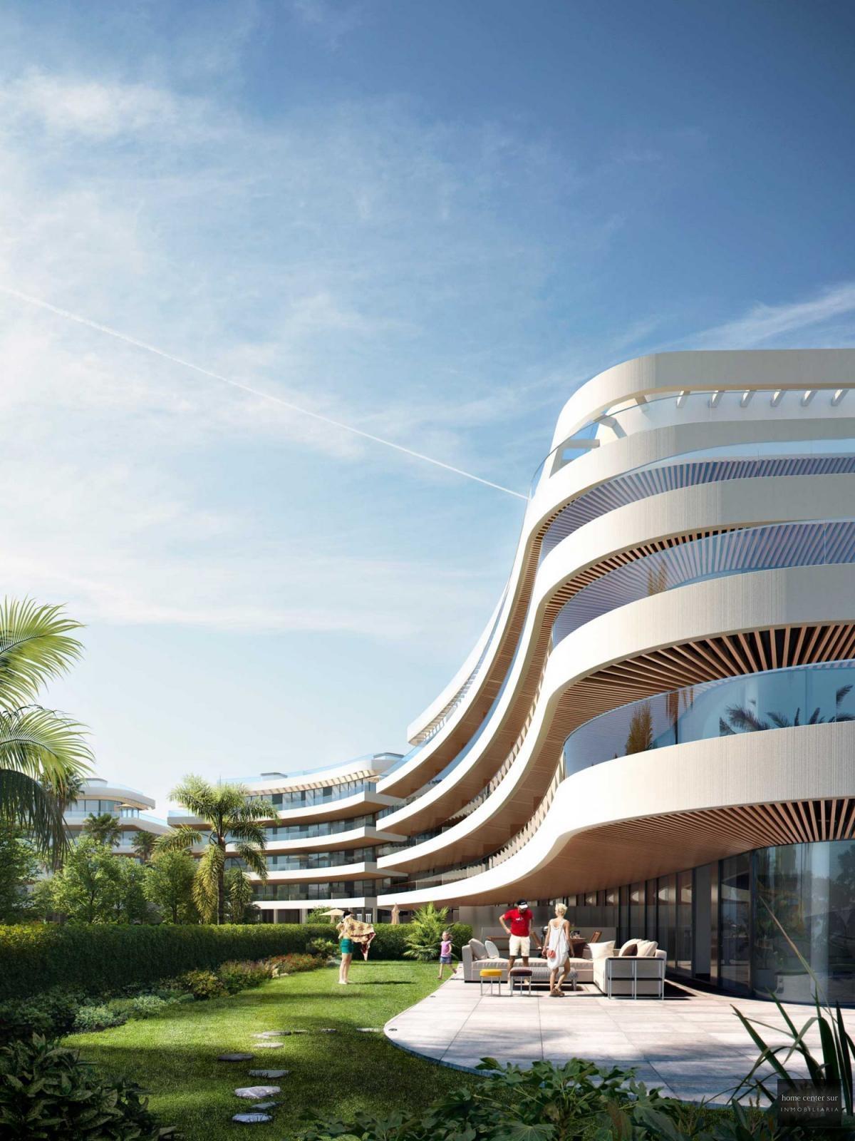 Apartamento en venta en construcción en Paseo Marítimo 19K (Torremolinos), 309.000 €