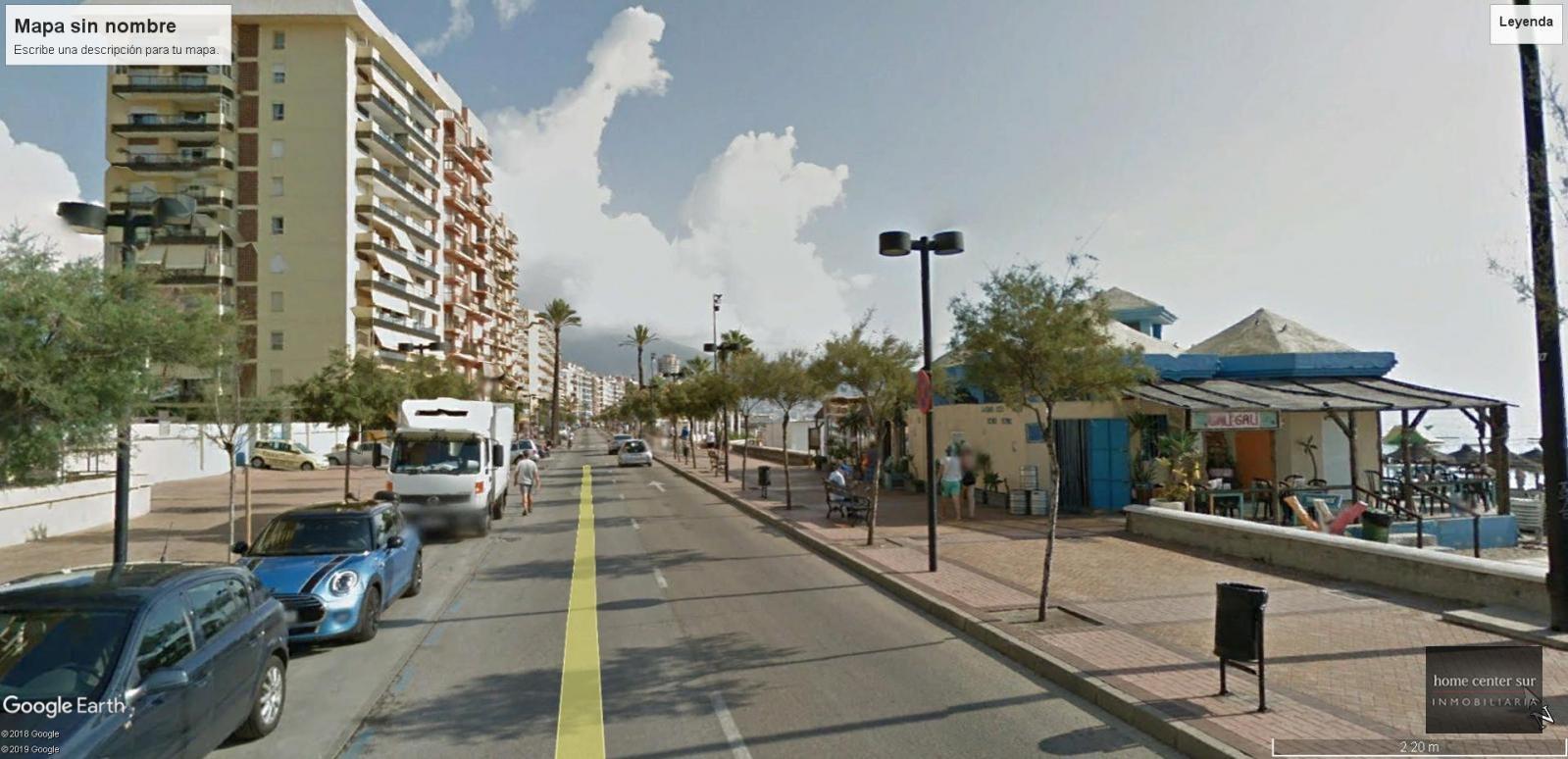 Inversión en Paseo Marítimo Rey de España (Fuengirola), 1.100.000 €